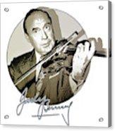 Jack Benny Acrylic Print