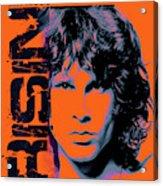 Jim Morrison, The Doors Acrylic Print