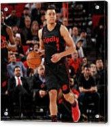 La Clippers V Portland Trail Blazers Acrylic Print