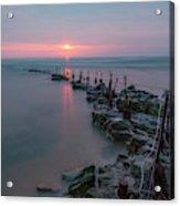 Longhoughton Beach - England Acrylic Print