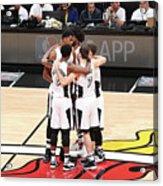Los Angeles Lakers V Miami Heat Acrylic Print