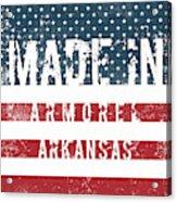 Made In Armorel, Arkansas Acrylic Print