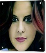 Mandy Acrylic Print