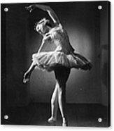 Margot Fonteyn Acrylic Print