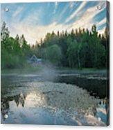Midsummer's Morning Acrylic Print