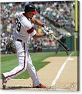 Milwaukee Brewers V Chicago White Sox Acrylic Print