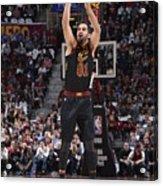 Milwaukee Bucks V Cleveland Cavaliers Acrylic Print