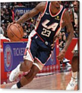 Milwaukee Bucks V La Clippers Acrylic Print