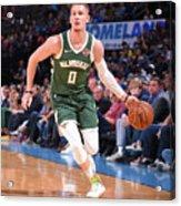 Milwaukee Bucks V Oklahoma City Thunder Acrylic Print