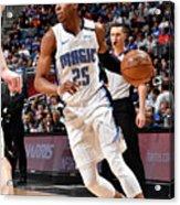 Milwaukee Bucks V Orlando Magic Acrylic Print