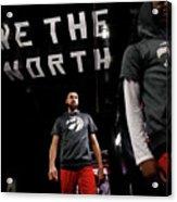Milwaukee Bucks V Toronto Raptors Acrylic Print