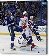 Montreal Canadiens V Tampa Bay Acrylic Print