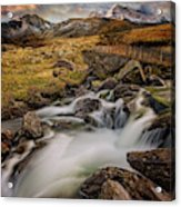 Mountains North Wales Acrylic Print