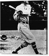 National Baseball Hall Of Fame Library 1 Acrylic Print