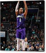 New Orleans Pelicans V Charlotte Hornets Acrylic Print