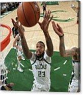 New Orleans Pelicans V Milwaukee Bucks Acrylic Print