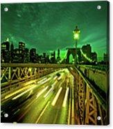 New York City Skyline Acrylic Print