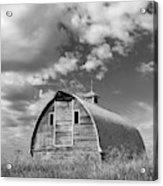Palouse Barn 9650 Acrylic Print