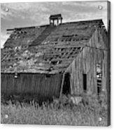 Palouse Barn 9933 Acrylic Print