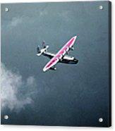Pan Am Bermuda Clipper 1 Acrylic Print