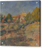 Pierre Auguste Renoir  Acrylic Print