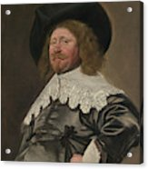 Portrait Of A Man  Possibly Nicolaes Pietersz Duyst Van Voorhout  Acrylic Print