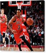 Sacramento Kings V Chicago Bulls Acrylic Print