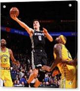 Sacramento Kings V Golden State Warriors Acrylic Print