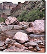 Salt River Canyon Arizona Acrylic Print