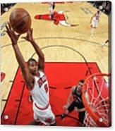 San Antonio Spurs V Chicago Bulls Acrylic Print