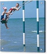 Sea Swing Acrylic Print