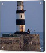 Seaham Lighthouse Acrylic Print