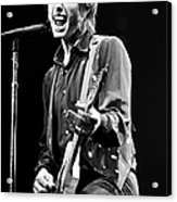 Singer Tom Petty Performs In Concert Acrylic Print
