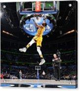 Sprite Slam Dunk Contest Acrylic Print