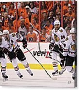 Stanley Cup Finals - Chicago Blackhawks Acrylic Print