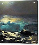 Sunlight On The Coast - Digital Remastered Edition Acrylic Print