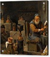 The Alchemist  Acrylic Print