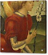 The Archangel Gabriel Acrylic Print