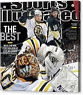 The Best Why The Nhl Postseason Is Like No Other Sports Illustrated Cover Acrylic Print