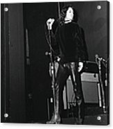 The Doors At The Fillmore East Acrylic Print