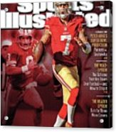 The New Kings 2013 Nfl Football Preview Issue Sports Illustrated Cover Acrylic Print