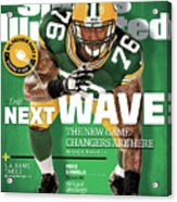 The Next Wave The New Game Changers Are Here Sports Illustrated Cover Acrylic Print