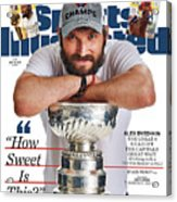 The Ultimate Trifecta 3 Days, 3 Champions Sports Illustrated Cover Acrylic Print