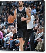 Washington Wizards V San Antonio Spurs Acrylic Print