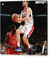 Washington Wizards V Toronto Raptors Acrylic Print