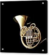 Wind Instrument Acrylic Print