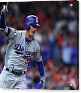 World Series - Los Angeles Dodgers V 1 Acrylic Print