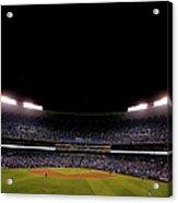 World Series - New York Mets V Kansas Acrylic Print