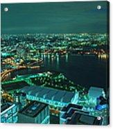 Yokohama Acrylic Print
