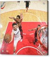 Toronto Raptors V Washington Wizards Acrylic Print